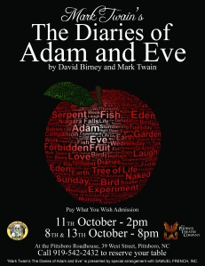Adam and Eve Poster 2